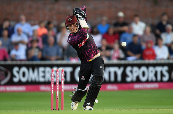 Tom Banton is one of the best T20 players in world cricket