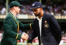 Virat Kohli and Steve Smith India vs Australia 2015 Border Gavaskar Series