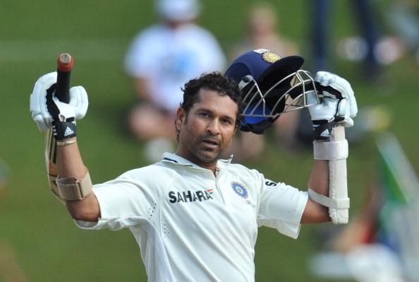 Sachin Tendulkar has a fabulous test match record.