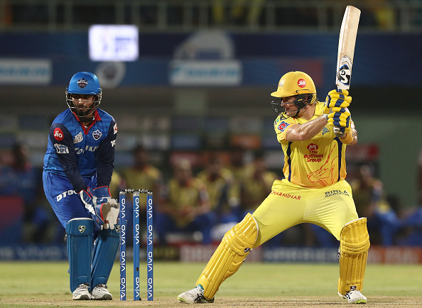 Shane Watson from Australia scored 555 runs in the 2018 IPL and helped CSK to the title.