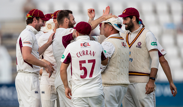 The 2019 Specsavers County Championship