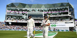 Jason Roy and Rory Burns open the batting for England in the 2019 Ashes. Both play for Surrey County Cricket Club.