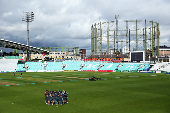 Surrey could have empty stadiums for club friendlies