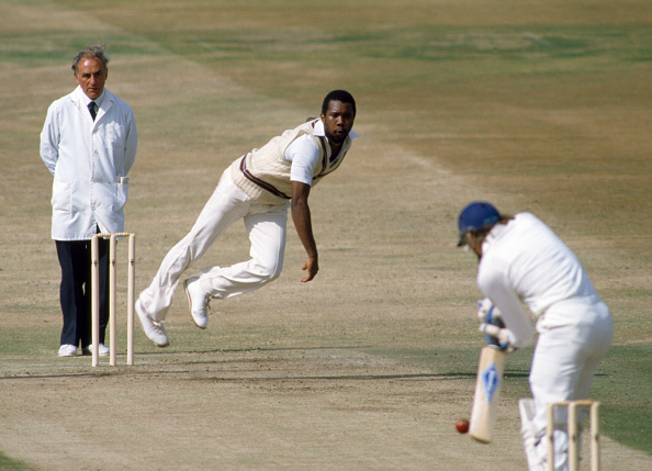 Malcolm Marshall is the best West Indies bowler of all-time due to his high skill.