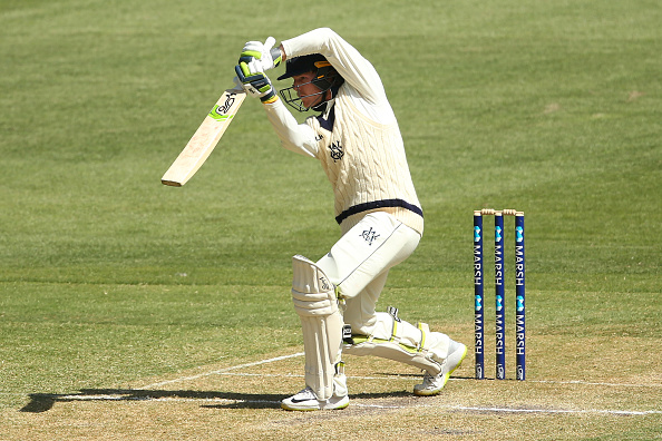 Will Pucovski one of the best young players bats in the Sheffield Shield