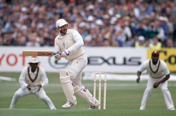 England Captain scores 154 at Headingley 1991