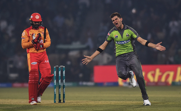 Shaheen Shah Afridi will be crucial to the Lahore Qalandars chances.