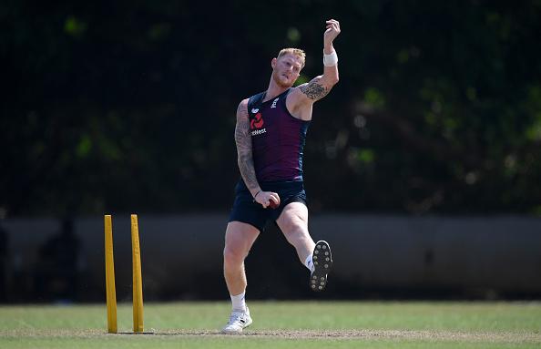 Ben Stokes captaincy. Stokes bowls in training 2020