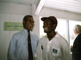 Brian Lara and Sir Garfield Sobers both are on the list of the highest test scores in cricket history.