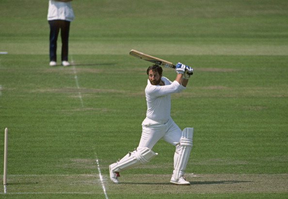 An excellent wicketkeeper who should have played test match cricket