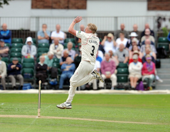 Glenn Chapple is still one of the best County Championship bowlers and lower-order batsmen.