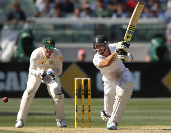 Kevin Pietersen was England's most flamboyant test batsman. His test runs were mostly in match-winning causes.