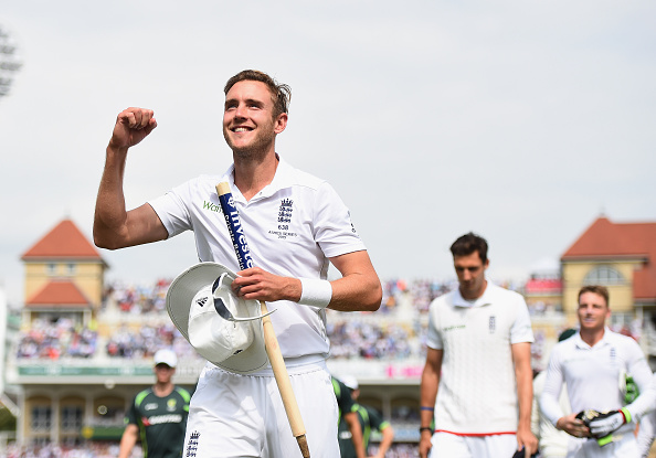 Stuart Broad has taken the second most wickets in test matches for England as of 2020.