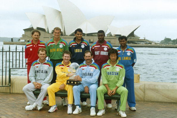 1992 World Cup before the World Cup