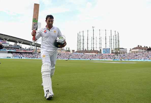 Younis Khan is part of the middle-order