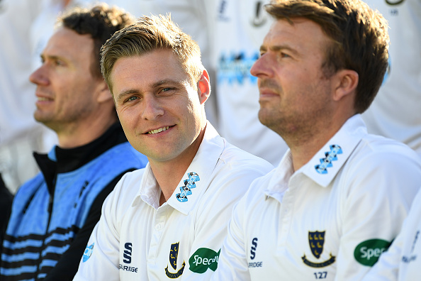 Luke Wright represnted England Cricket in ODIs and T20Is but was never part of the test match team