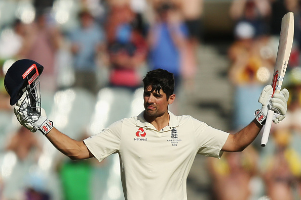 Alastair Cook has scored the most test runs for England in their history