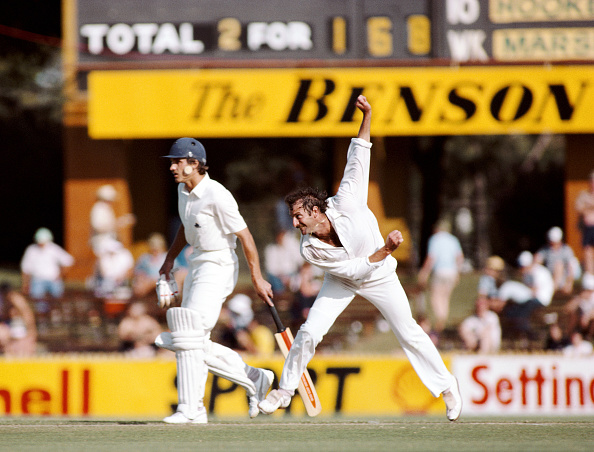 Dennis Lille is one of Australia best bowlers of all-time