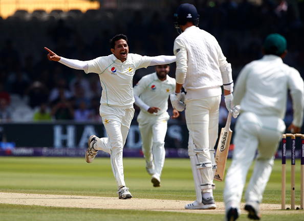 Mohammad Abbas exploiting the top order weakness of England Batting at Lords 2018