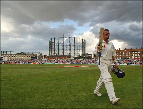 Alec Stewart amassed over 8000 test runs for England and played until the age of 40.