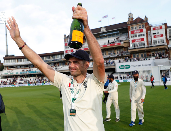 James Anderson bowling against India in 2018 at Lords was perhaps among his top 5 best bowling spells along with the 2013 Ashes series. Happy Birthday to James Anderson!