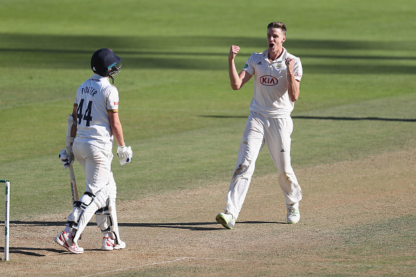 Can Morne Morkel help Surrey to win the Bob Willis Trophy / 2020 County Championship?