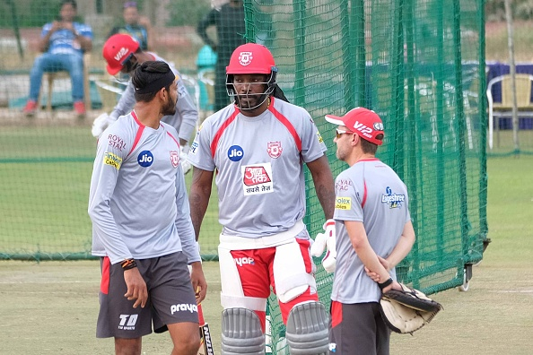 Chris Gayle is one of the best West Indian players in IPL 2020
