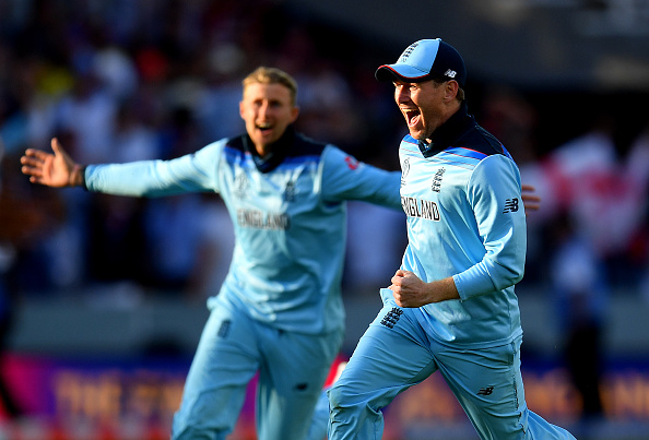 Eoin Morgan and Joe Root are both part of the England ODI Squad