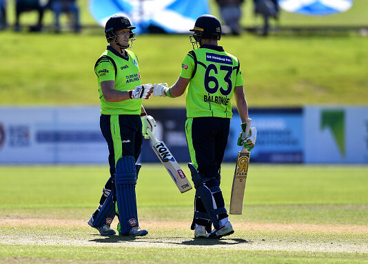 The Ireland Cricket Squad will play 3 ODI's against England