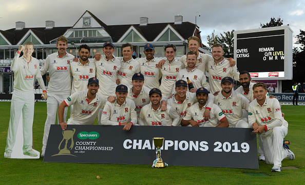 Essex won the 2019 County Championship Division 1. Which team will lift the Bob Willis trophy in 2020?