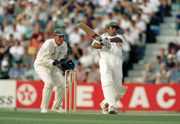 Saeed Anwar is one of the two openers in Pakistans best test XI of all-time