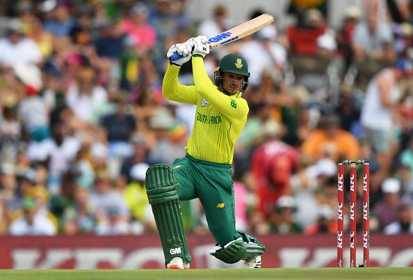 Quinton De Kock, Laura Wolvaardt win big at the South Africa Cricket Awards