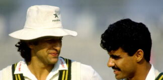 Wasim Akram and Waqar Younis will open the bowling in Pakistans best test XI