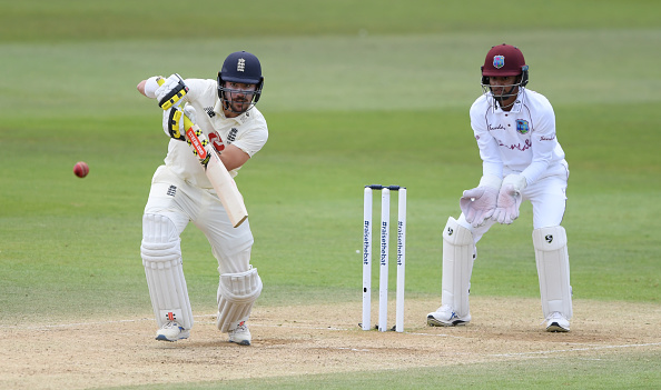 Eng v WI day 4. Rory Burns and Dominic Sibley started well for the hosts at the Ageas Bowl.