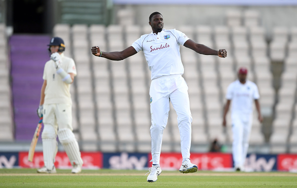 Can England stop Jason Holder and his side from winning the first test match?