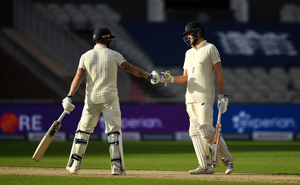 England v West Indies Ben Stokes and Dom Sibley both scored centuries