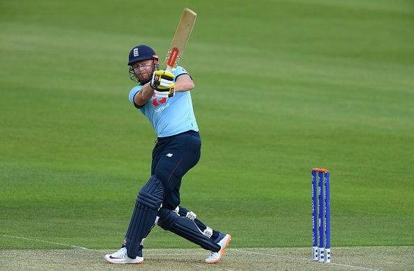 Jonny Bairstow is in the squad for the England vs Ireland ODI's
