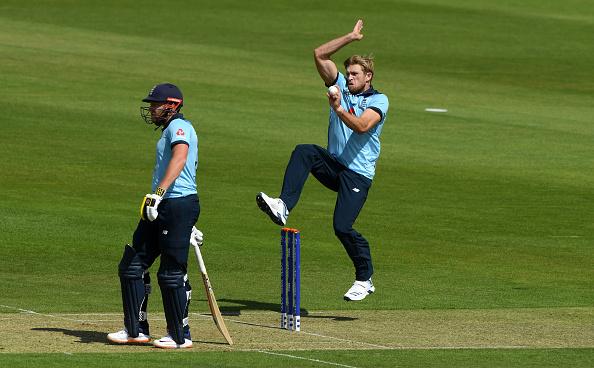 David Willey returns to England's ODI squad for the England vs Ireland ODI's