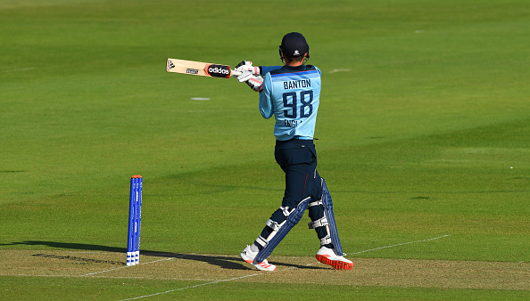 Tom Banton has been selected for the England vs Ireland ODI's