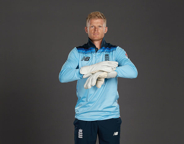 Sam Billings is part of England's ODI squad for the England v Ireland series