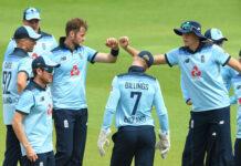 England vs Ireland ODI's features Sam Billings, Joe Denly, Tom Banton and David Willey in England's ODI Squad