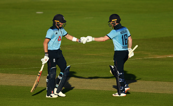 England vs Ireland Sam Billings and David Willey starred in England's 6 wicket victory