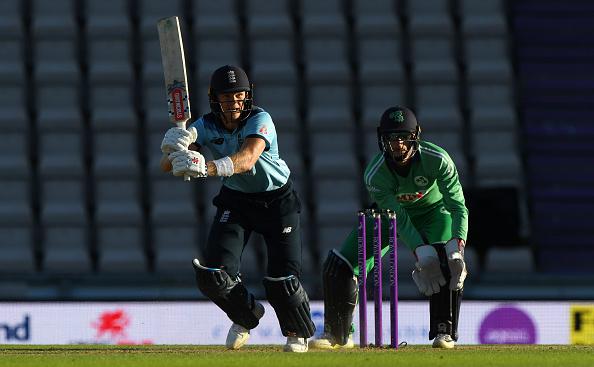 Sam Billings scored a half-century on his ODI return