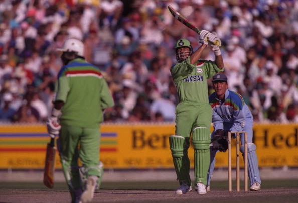Imran Khan is captain of Pakistan's greatest ODI XI of all-time.