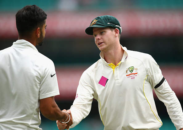 Virat Kohli and Steve Smith are the two best test batsmen in the world in 2020 test match cricket