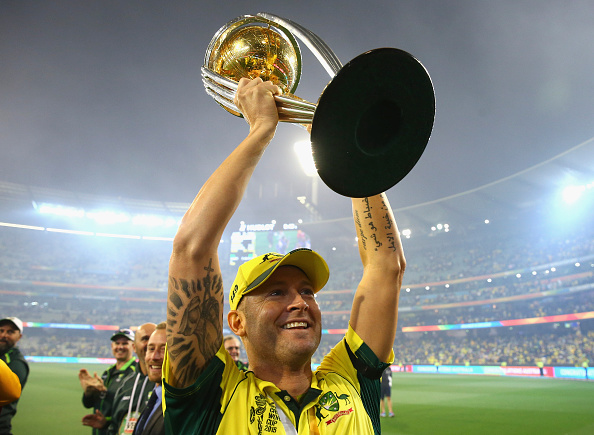 Michael Clarke was a shrewd captain and won the 2015 ICC Cricket World Cup