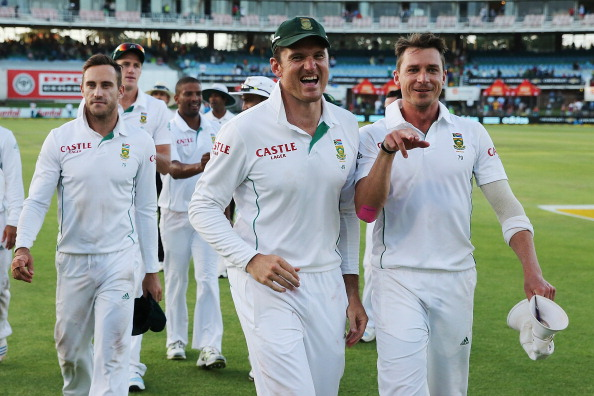 Graeme Smith captains the best South African test match XI of all-time.
