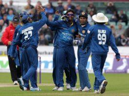 Lasith Malinga and Kumar Sangakkara are both easy picks in the Sri Lankan all-time ODI XI.