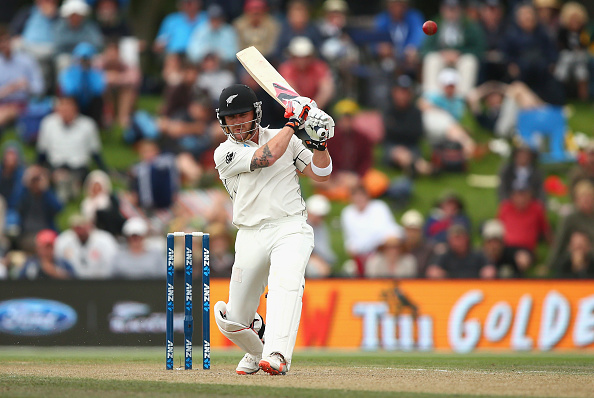 Brendon McCullum is the wicketkeeper in the New Zealand all-time test XI.