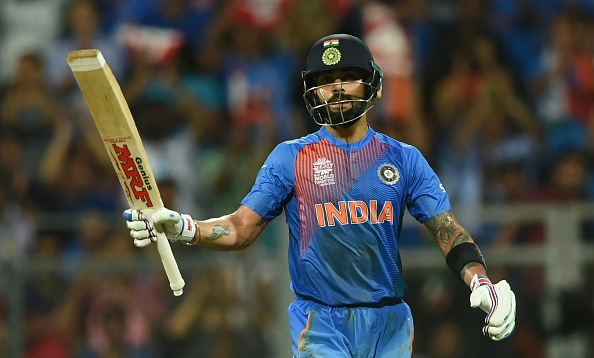 Virat Kohli is perhaps the greatest T20 batsman in the world.